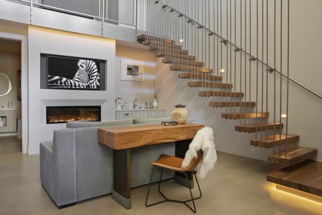 LOFT 11 Living Room