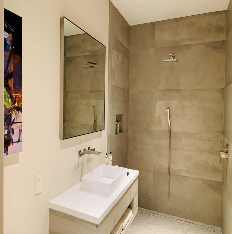 Loft 13 Bathroom